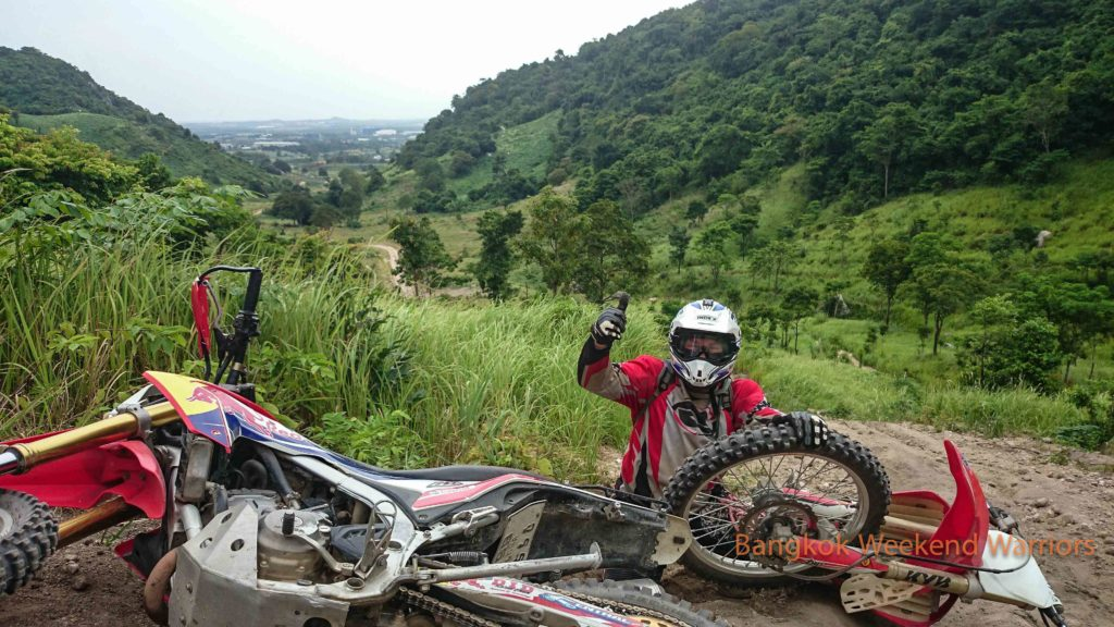 Riding With Pattaya Bad Boys Enduro Team Moto Mania